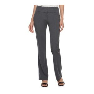 Candie's Bootcut Mid-rise pants